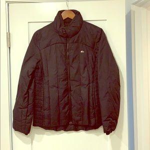 Lacoste women's puffer jacket